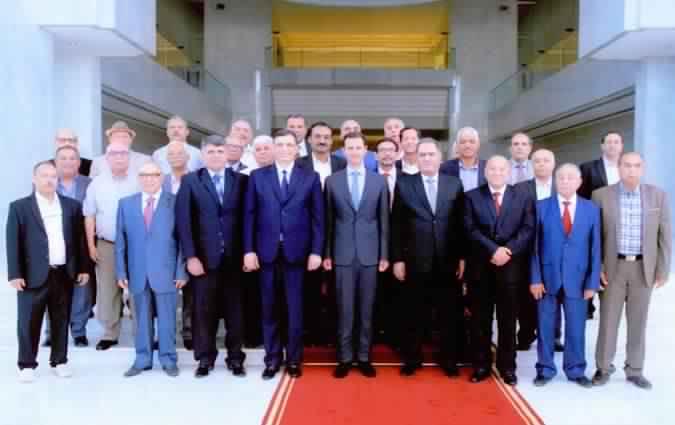 المعارضة السورية تحشد لمقاضاة اتحاد الشغل دوليا