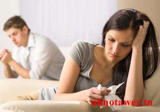 أسباب المشاكل الزوجية و كيفية علاجها