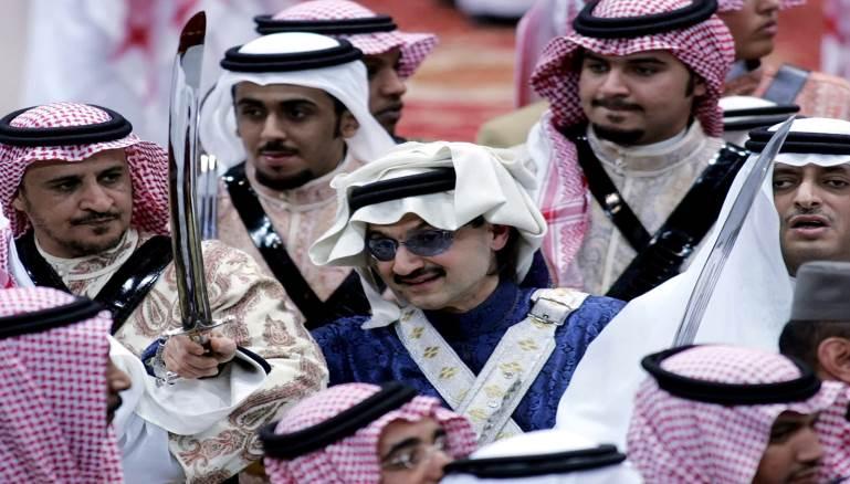 الوليد بن طلال: اعتقال يهز البورصة السعودية..والعالمية