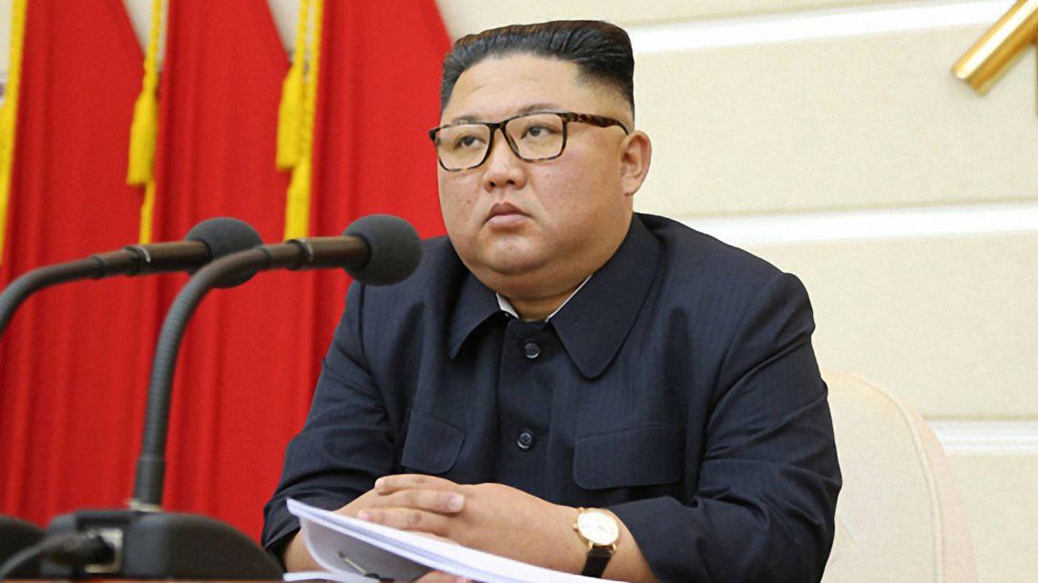 وفاة كيم جونج أوين زعيم كوريا الشمالية 25-04-2020