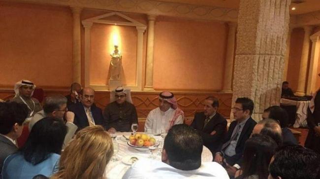 الوفد الإعلامي السعودي يلتقي رؤساء ومديري تحرير الصحف وكتاب الرأي التونسيين