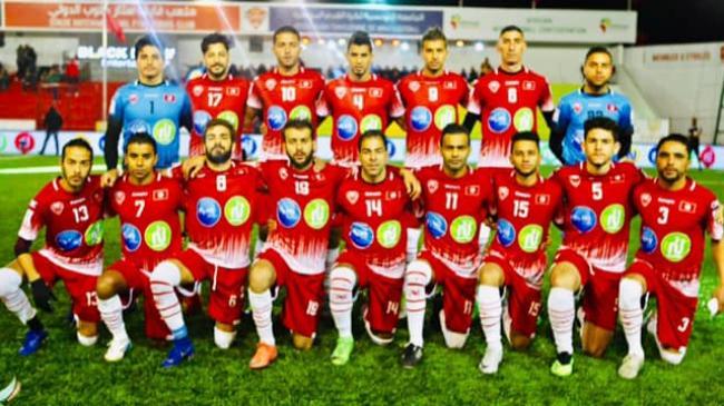 المنتخب التونسي يتأهل لنهائي كأس القارات للميني فوت