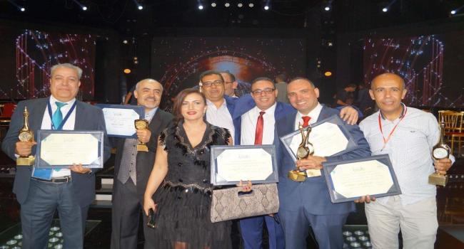 التلفزة التونسية تحصد أربع جوائز في المهرجان العربي للاذاعة والتلفزيون