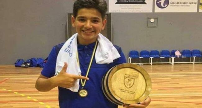 البرتغال تعلن وفاة أصغر مصاب بكورونا في أوروبا الشاب فيتور قودينهو (14 سنة)