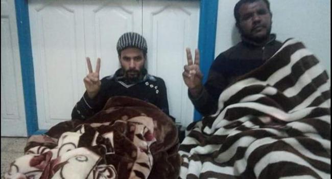 مجموعة الـ64 بسيدي بوزيد تصعّد وتواصل تنفيذها اضراب الجوع الوحشي رغم تدهور الحالة الصحية لعدد منهم