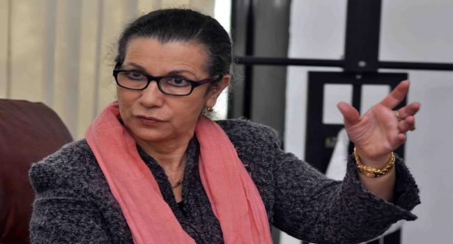 القضاء العسكري يقرر اعتقال الأمينة العامة لحزب العمال الجزائري لويزة حنون