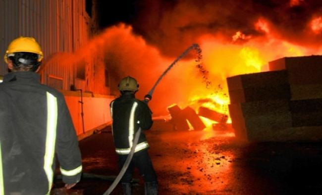 جرجيس: سقوط إصابات اثر انفجار داخل محلّ لبيع البنزين المهرب