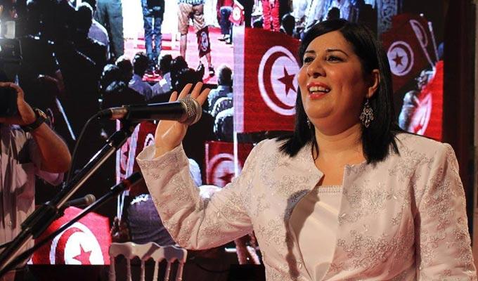عبير موسي: منظومة «ربيع الخراب والدمار» لا يمكن أن تتواصل لأنّها دمّرت تونس