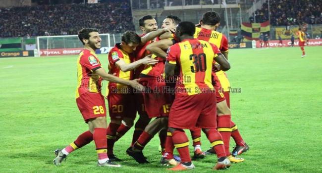 الترجي يشعّ في قلب قسنطينة بعد مباراة مثيرة