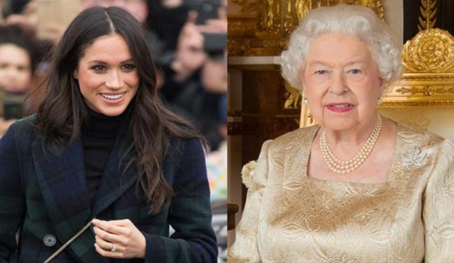 قرار صادم من ملكة بريطانيا يستهدف ميغان ماركل