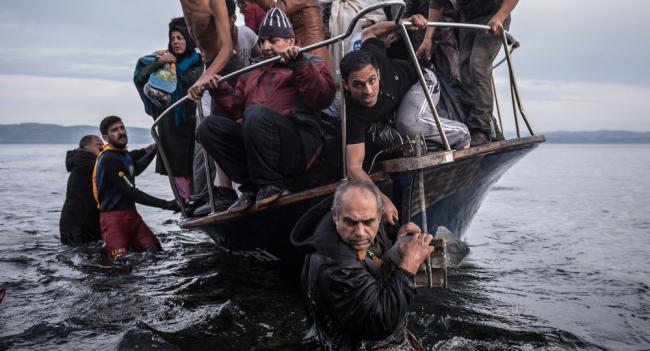 منظمة خيرية تنقذ اكثر من 300 مهاجر قبالة سواحل ليبيا