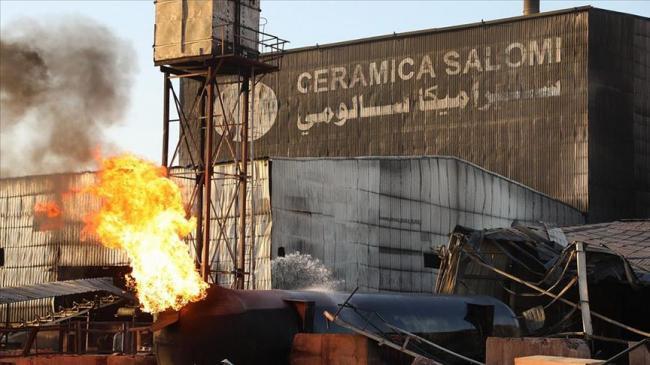23 قتيلا ارتفاع في انفجار مصنع السيراميك في السودان