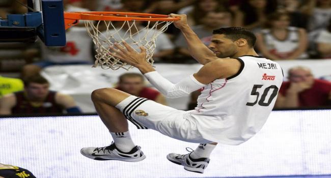 التونسي صالح الماجري ينشط معه : حالة مؤكدة لفيروس كورونا في فريق كرة السلة لريال مدريد