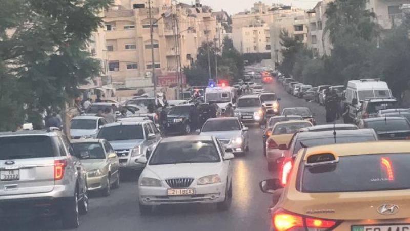 إطلاق نار بالسفارة الإسرائيلية في عمان وسقوط قتيل وجريح (صور وفيديو)
