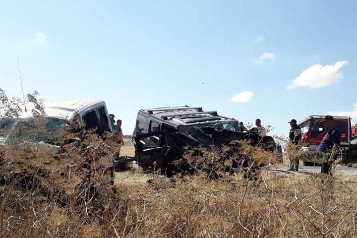 مالك قناة تونسنا عبد الحميد بن عبد الله  كان سائق سيارة الهامر المتسببة في الحادث