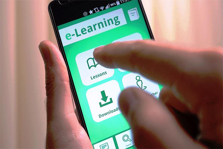 اكثر من 80 بالمائة من التلاميذ لا يمكنهم متابعة الدروس عن بعد