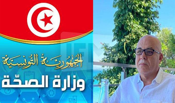 أنباء غير مؤكدة عن إقالة أو إستقالة وزير الصحة فوزي المهدي