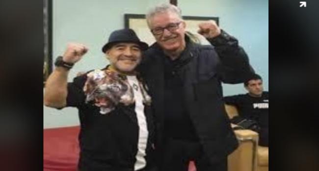 حمة الهمامي  يكتب عن مارادونا وعما دار بينهما من حديث في جنازة فيدال كاسترو بكوبا سنة 2016
