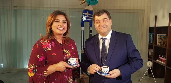 وزير السياحة السابق روني طرابلسي ينزل ضيفا على برنامج قهيوة عربي ويتحدث حول هذه المواضيع