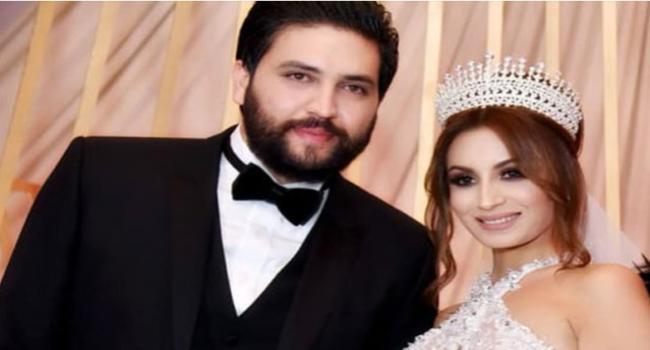 زفاف الفنانة ألفة بن رمضان من الشاب فراس لوصيّف