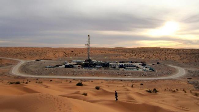 اليوم – انطلاق ضخ الغاز من حقل نوارة بتطاوين
