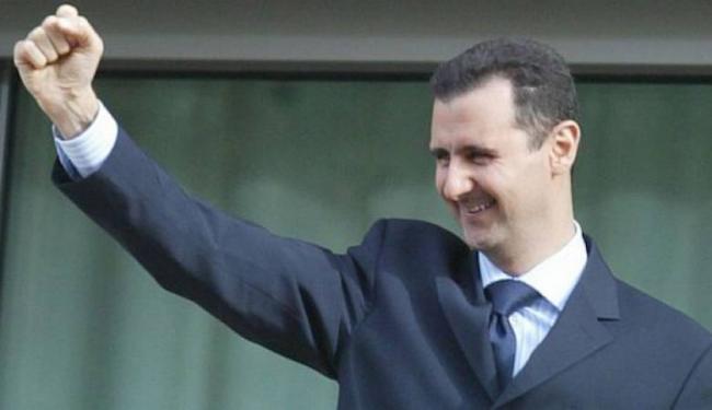 بشار الاسد في اول تصريح بعد العدوان الثلاثي