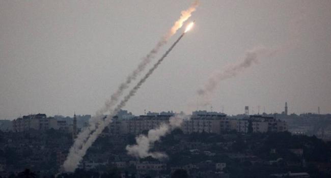 المقاومة الفلسطينية تقصف تل أبيب