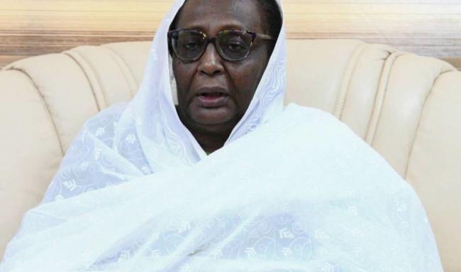 أسماء عبدالله… أوّل امرأة تتسلّم وزارة الخارجيّة في السودان