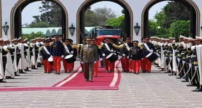 في تشييع جثمان الباجي قائد السبسي : تشكيلات عسكرية وأمنية تُبهر العالم تنظيميا